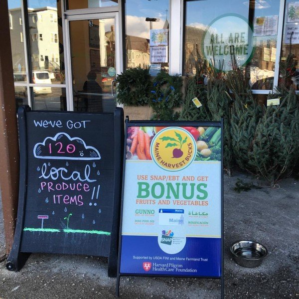 Maine Harvest Bucks offers winter specials to help SNAP users get local fruits and vegetables