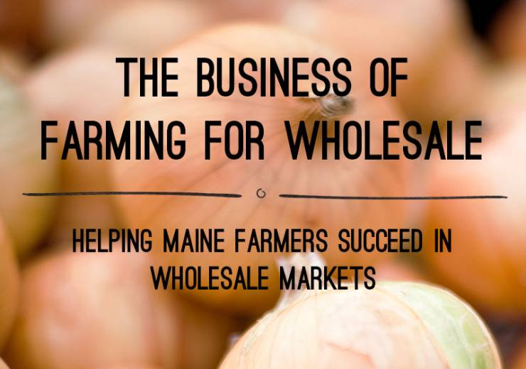 Register for the 2017 Farming for Wholesale Program