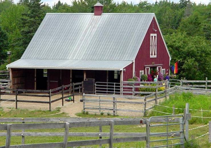 So You Want to Farm in Maine? Training in Central Maine